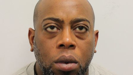 Leon Scott stabbed the victim around 30 times. Picture: Met Police