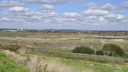 To ensure that the RSPB Rainham Marshes nature reserve is protected for generations to enjoy, the ci