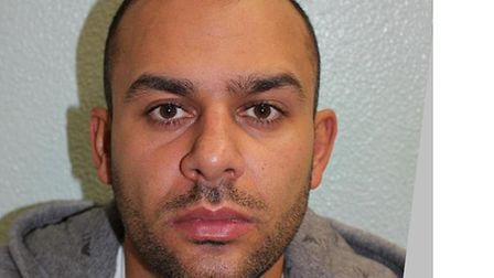 Ashley Dominic Singh. Picture: Met Police