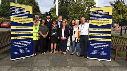 Residents, volunteers and community groups are invited to a Safer Neighbourhood event on Saturday 29