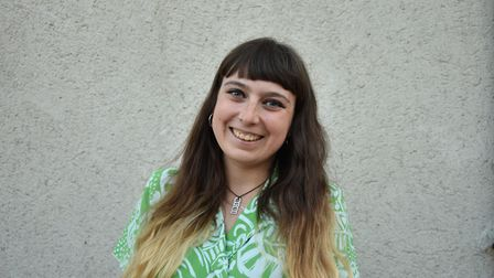 Frankie-Rose Taylor is the Green Party candidate in the Boleyn ward by-election on November 1. Pic: