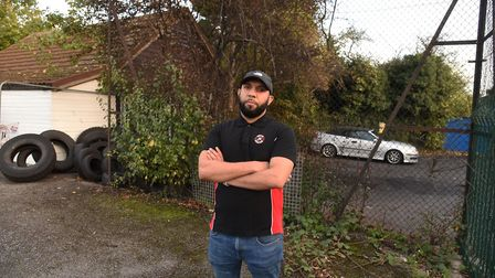 Redbridge Amateur Boxing Club are calling for gates to be installed near to their club to make it sa