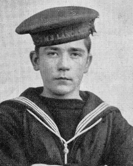 Jack Cornwell Picture: Newham Archives