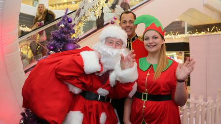 This year, The Mercury will have many festive Christmas activities for children inlcuding a Father C