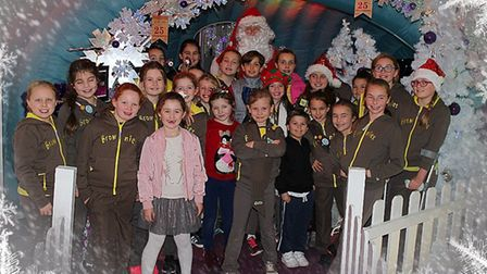 Father Christmas will be in his grotto from November 7