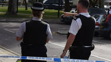 Four men have been impersonating police officers. Picture: Ken Mears.