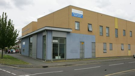 South Hornchurch health centre