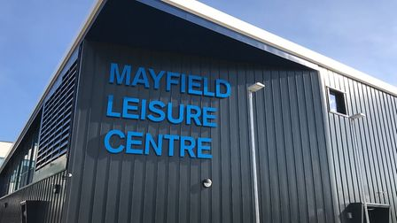 The new Mayfield Leisure Centre is now open. Photo: Redbridge Council