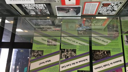Eastside Community Heritage will host an exhibition at Custom House Library, and therell be exhibit