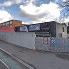 The site in South Woodford High Road where plans for a six-storey tower block have been thrown out.