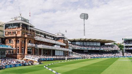 Lord's will host the second Ashes Test in 2019 (pic David Hayes)