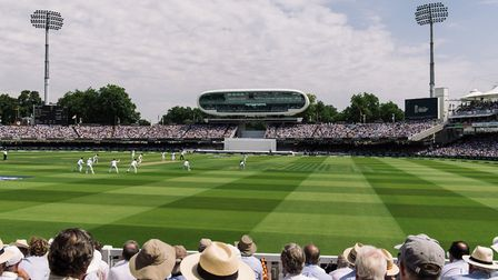 Lord's Cricket Ground will host the second Ashes Test in 2019 (pic David Hayes)