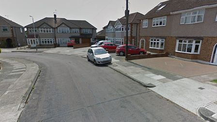 Glenton Way in Romford. Photo: Google Maps