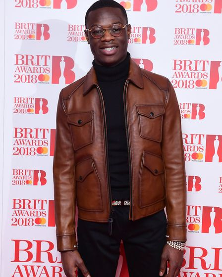 J Hus has been jailed for carrying a knife. Pic: PA/Ian West