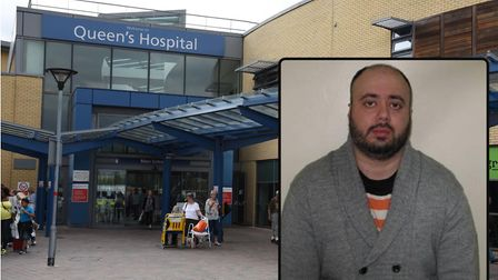 Kabeer Yousaf had worked at Queen's Hospital in Romford for more than a year without disclosing his