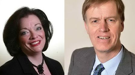Lyn Brown and Stephen Timms