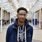 Ismail Abdillahi is a first year A-Level and Honours student studying A-Level economics, government