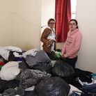 Tenants are angered by the state of the rooms at the B&B located in the derelict Earl of Essex pub.