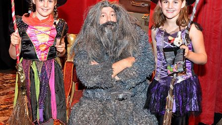 Hogwarts event at the Seagull Theatre, Pakefield. Pictures: MICK HOWES