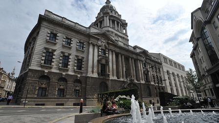 The Central Criminal Court also referred to as the Old Bailey, on Old Bailey, central London. Photo: