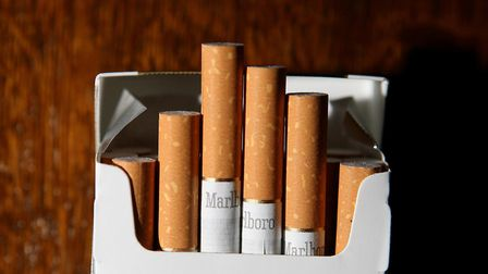 The study is seeking smokers and non smokers. Picture: Martin Rickett