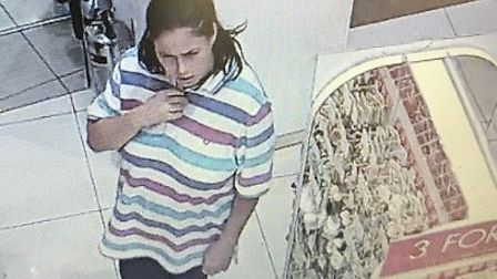Suspect two. Picture: Met Police