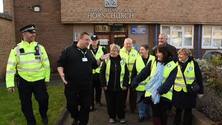 An appeal has been launched for more Havering Streetwatch volunteers