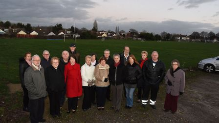 Residents have expressed their concerns about Havering Council's planning application to build a mul