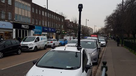 Havering council are proposing to cut 30 minutes of free car parking in Upminster
