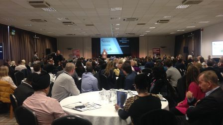The Serious Violence Summit brought together representatives from Barking and Dagenham, Havering and