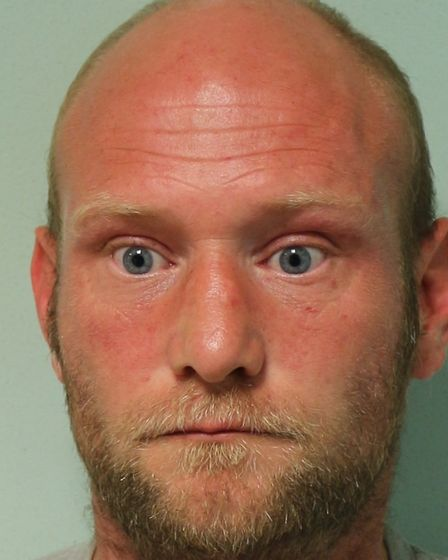 John Peters, of Watford Road, Harold Hill who has been sent to jail after pleading guilty to stealin