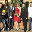 A photo of Ameen Uddin's sham wedding taken in October 2011 at Newham register office. Photo: Home O