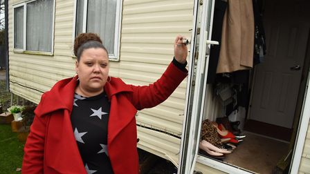 Residents of homes in Westwood Park are angered after police raided their homes during a large drugs