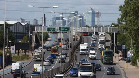 Car scrappage scheme planned for low-income residents, micro- businesses and black cabs. Photo:Ken M