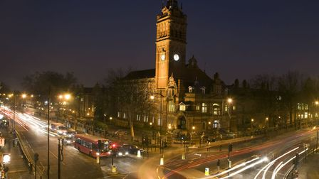 Newham Town Hall. Picture: Andrew Baker/Newham Council