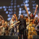 A collective of African and western musicians will perform. Pic: John Sturrock