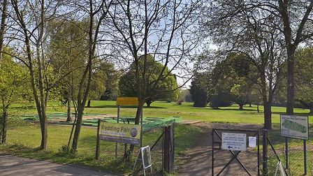 Upminster Pitch and Putt, Hall Lane, Upminster. Picture: Google Maps