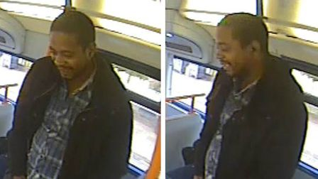 This man is wanted by the police after exposing himself to a 14-year-old girl on a Stratford bus. Pi