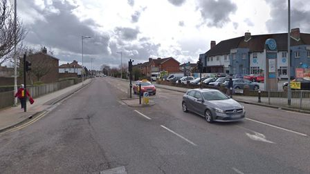 Fencepiece Road, Hainault. Photo: Google Maps