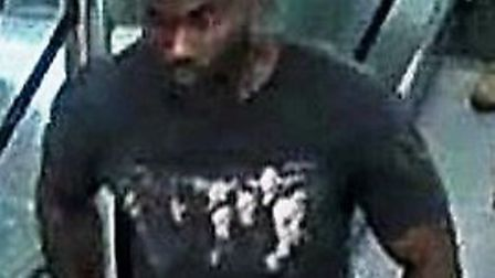 Police are appealing for help to identify this man. Picture: Met Police