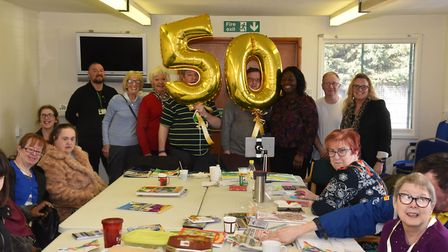 HAD in Hornchurch is celebrating it's 50th anniversary this year.