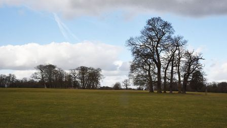 Councillors and residents are concerned that the unused football pitches in Harold Hill are a waste