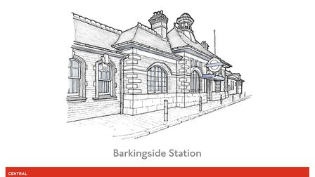 Barkingside has a simple red brick design. Photo: Pound Place