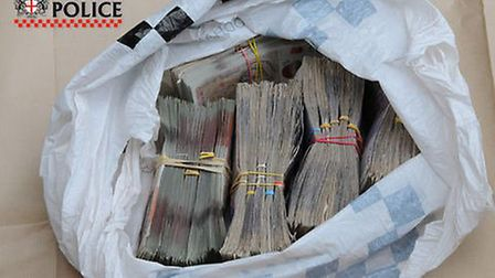In total the gang laundered £1.5million. Picture: CITY OF LONDON POLICE
