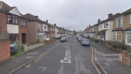 Drummond Road, Romford. Picture: Google Maps