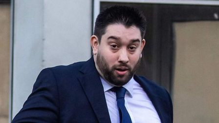 Ralph Harper was given a suspended prison sentence. Pic: Evening Standard