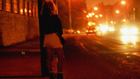 Should people using sex workers be named and shamed? Picture: Paul Barker