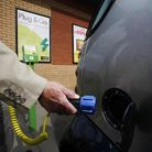 Electric cars are becoming more popular. Picture: David Parry/PA