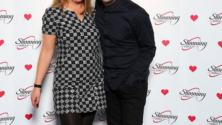 Slimming World consultant Claire Bond meets former soap star and singer Jason Donovan.