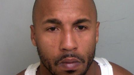 Troy White threatened the woman with rape and made dozens of phone calls. Picture: Essex Police